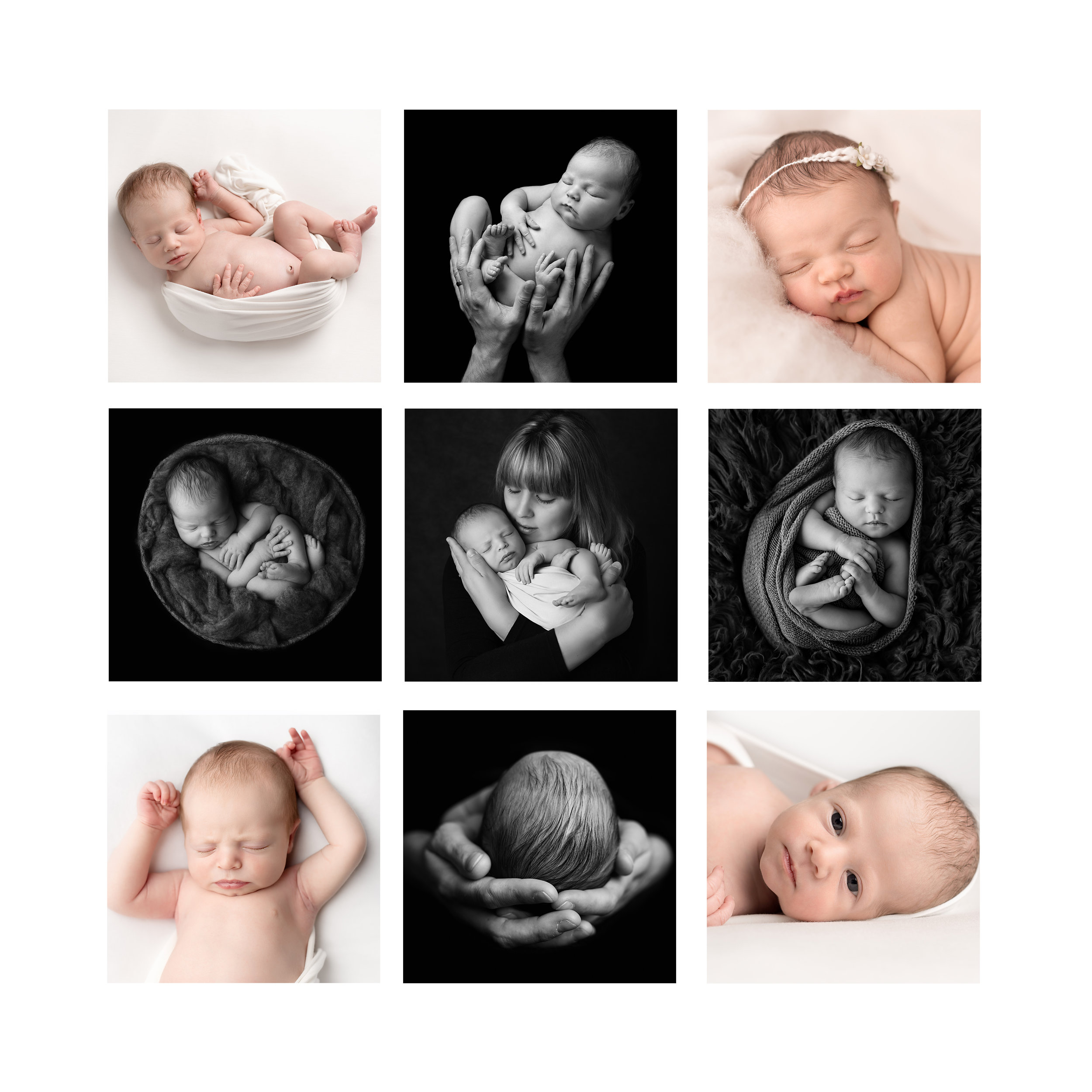 Newborn images. Wellington, Somerset.