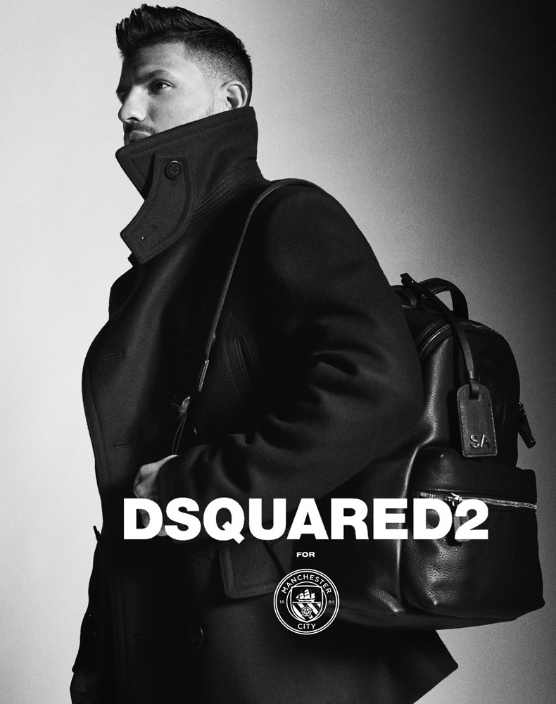 MANCHESTER CITY // DSQUARED2