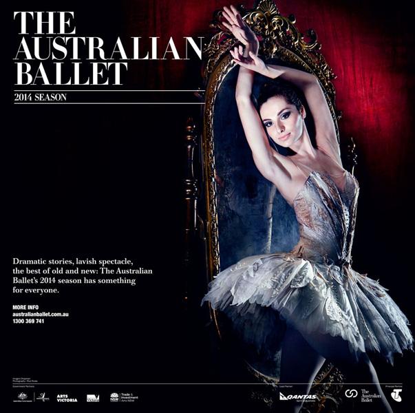 THE AUSTRALIAN BALLET // 2014