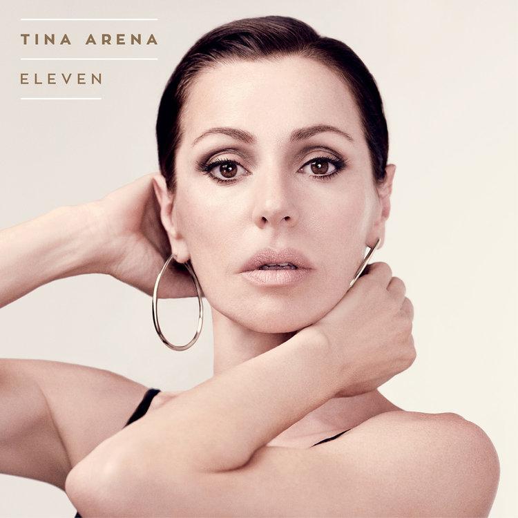 TINA ARENA // ALBUM COVER