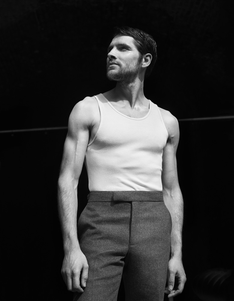 COLIN MORGAN // MYKRO