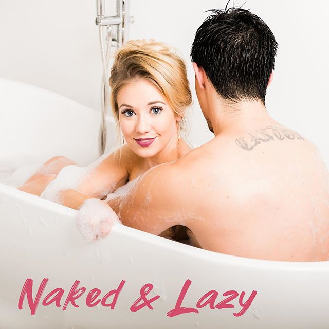 """""""Naked and Lazy"""" OUT TODAY ON SPOTIFY, ITUNES, AND 🍎 MUSIC!! * Share with your pals! Add it to your playlists!! Then tell me about it and I'll send ya some signed lyrics lol * Thank you to @leviburwell for writing this with me and @andrewpachecomusic for producing it- you men are GEMS."""