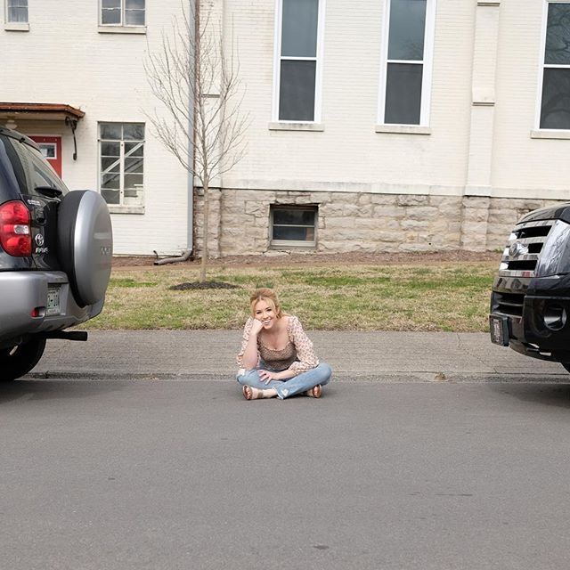 The only parallel parking I'm capable of...