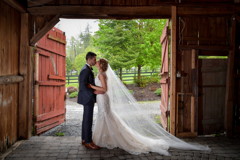 """Kathryn"" Bridal Veil"