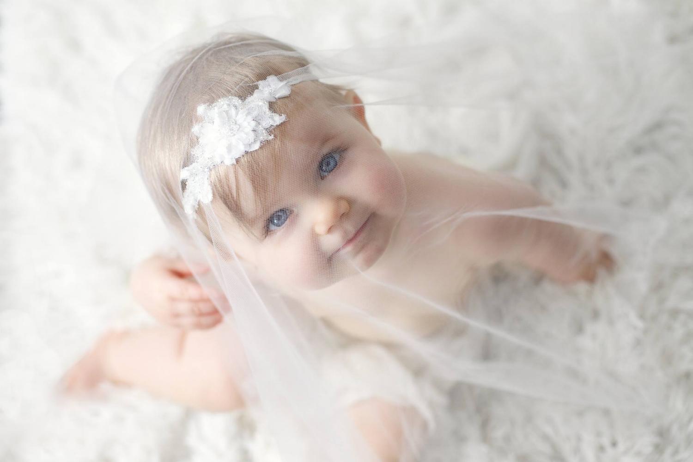"""""""Diana"""" Baby Headband"""