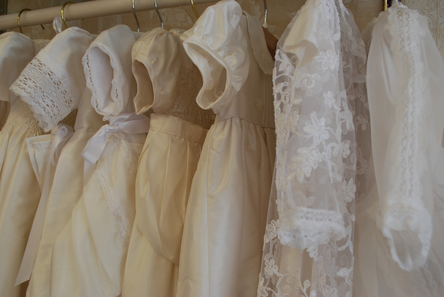 Christening Gowns by Isabel Garreton