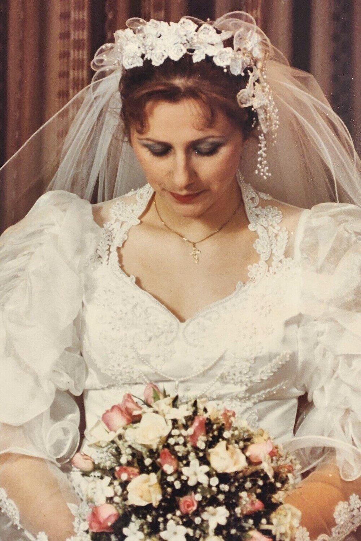 Annette Lyszyk, Natalie's mom, married on November 21, 1987.