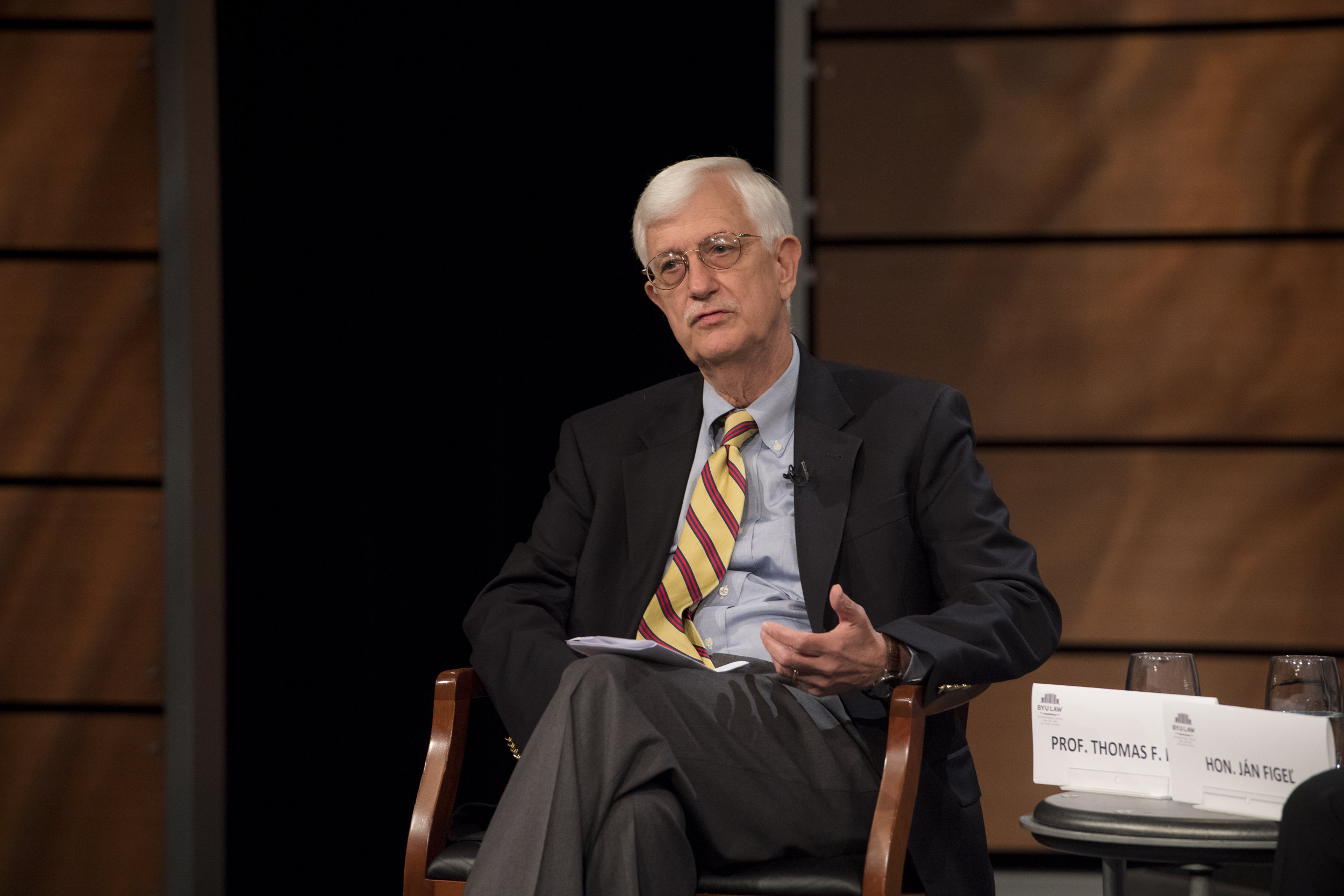 Professor Thomas F. Farr is the president of the Religious Freedom Institute and director of Georgetown University's Religious Freedom Project.