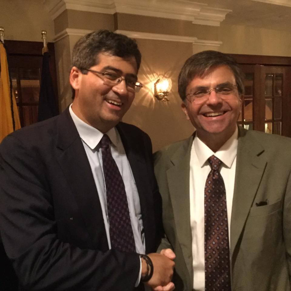 Timothy Shah, Senior Advisor, Religious Freedom Institute and Mark Tooley, President, Institute on Religion and Democracy