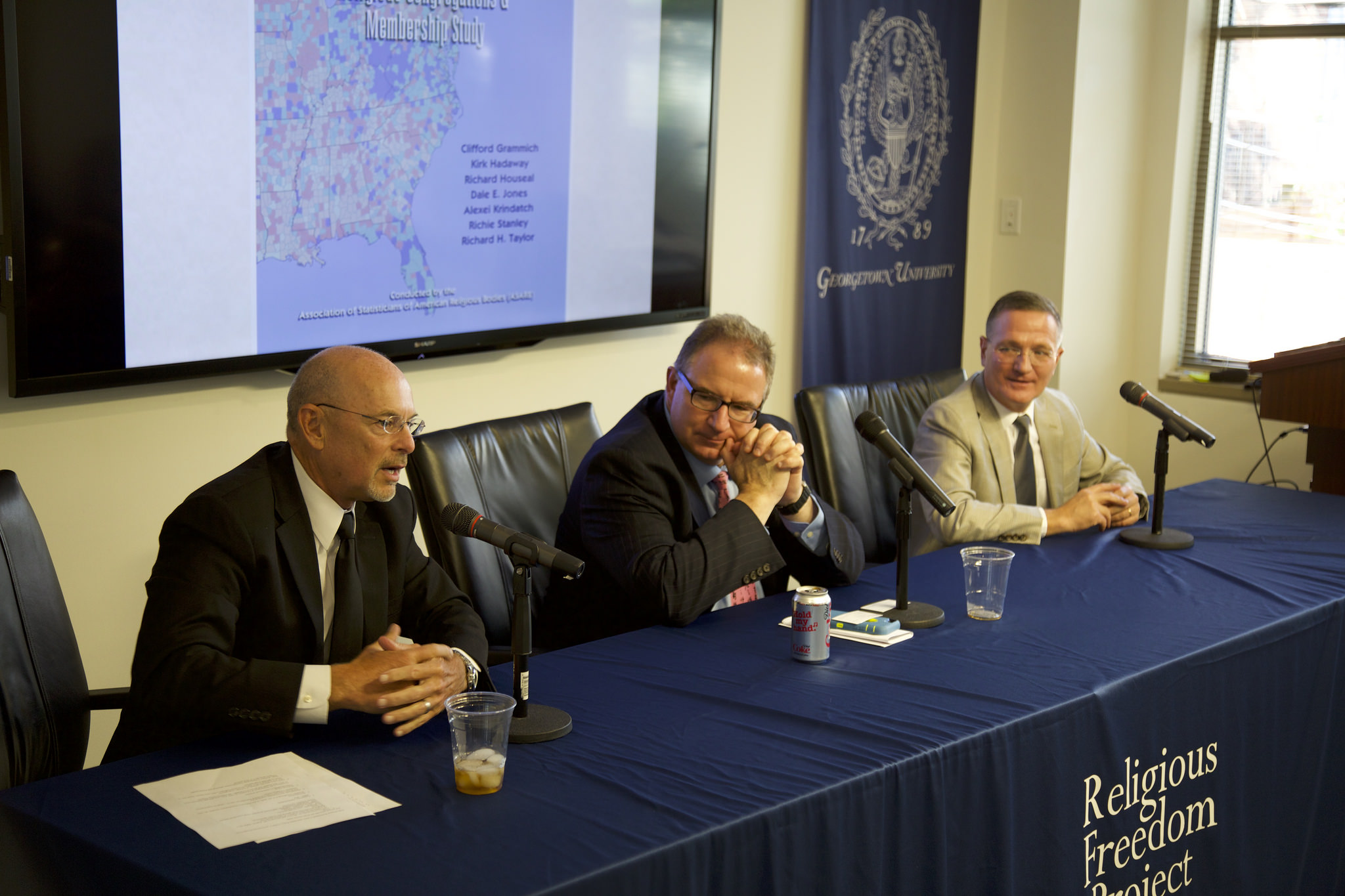 Panelists discussed the new research and future lines of inquiry.