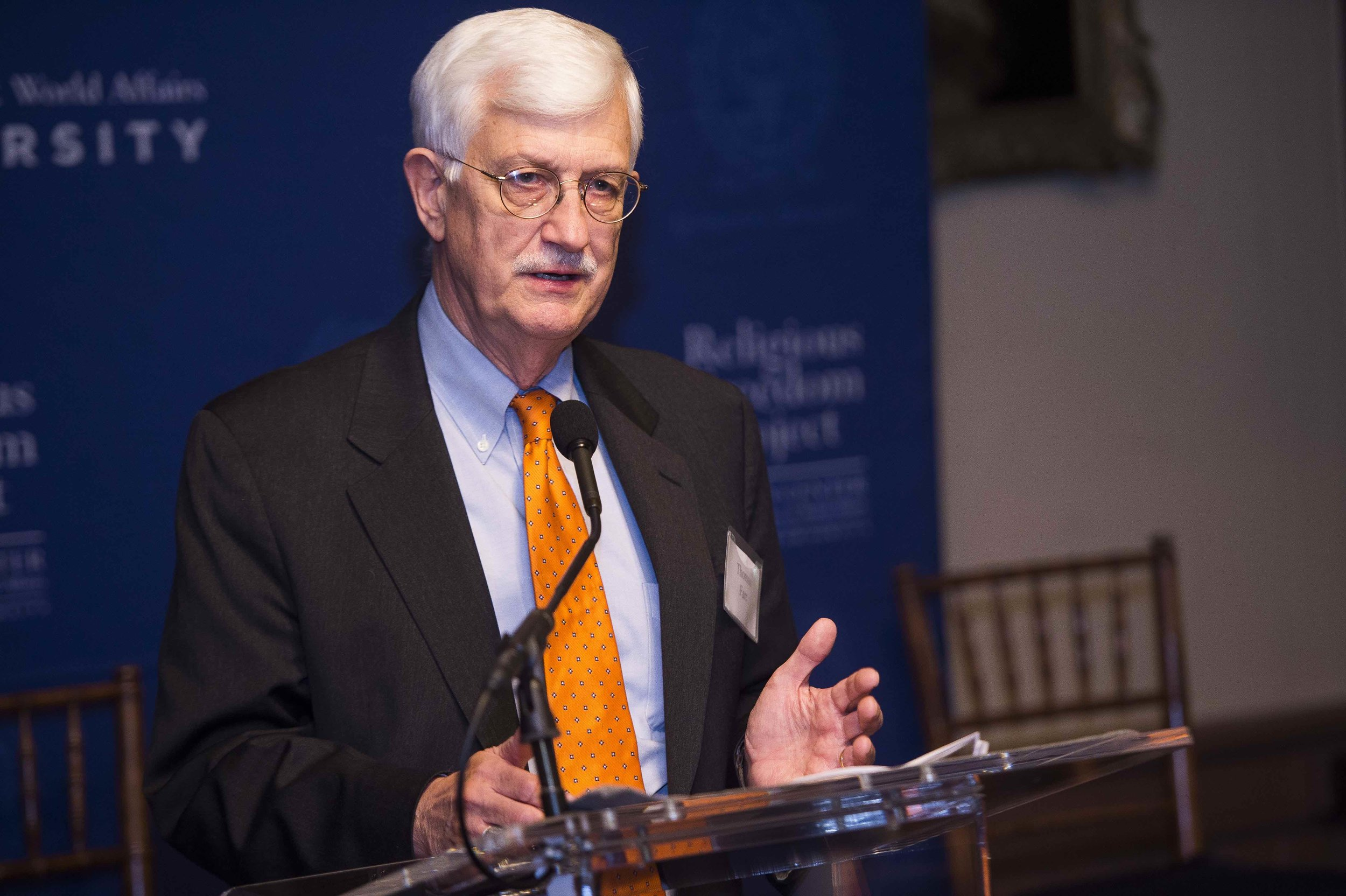 Thomas Farr, President, Religious Freedom Institute and Director, Religious Freedom Project