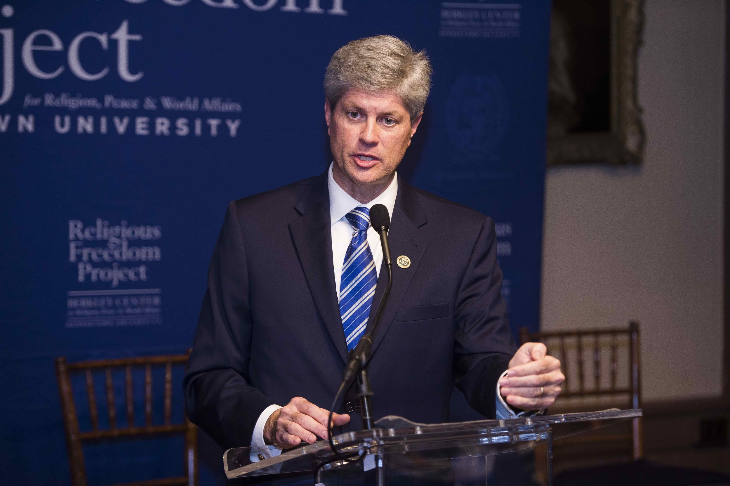Representative Jeff Fortenberry