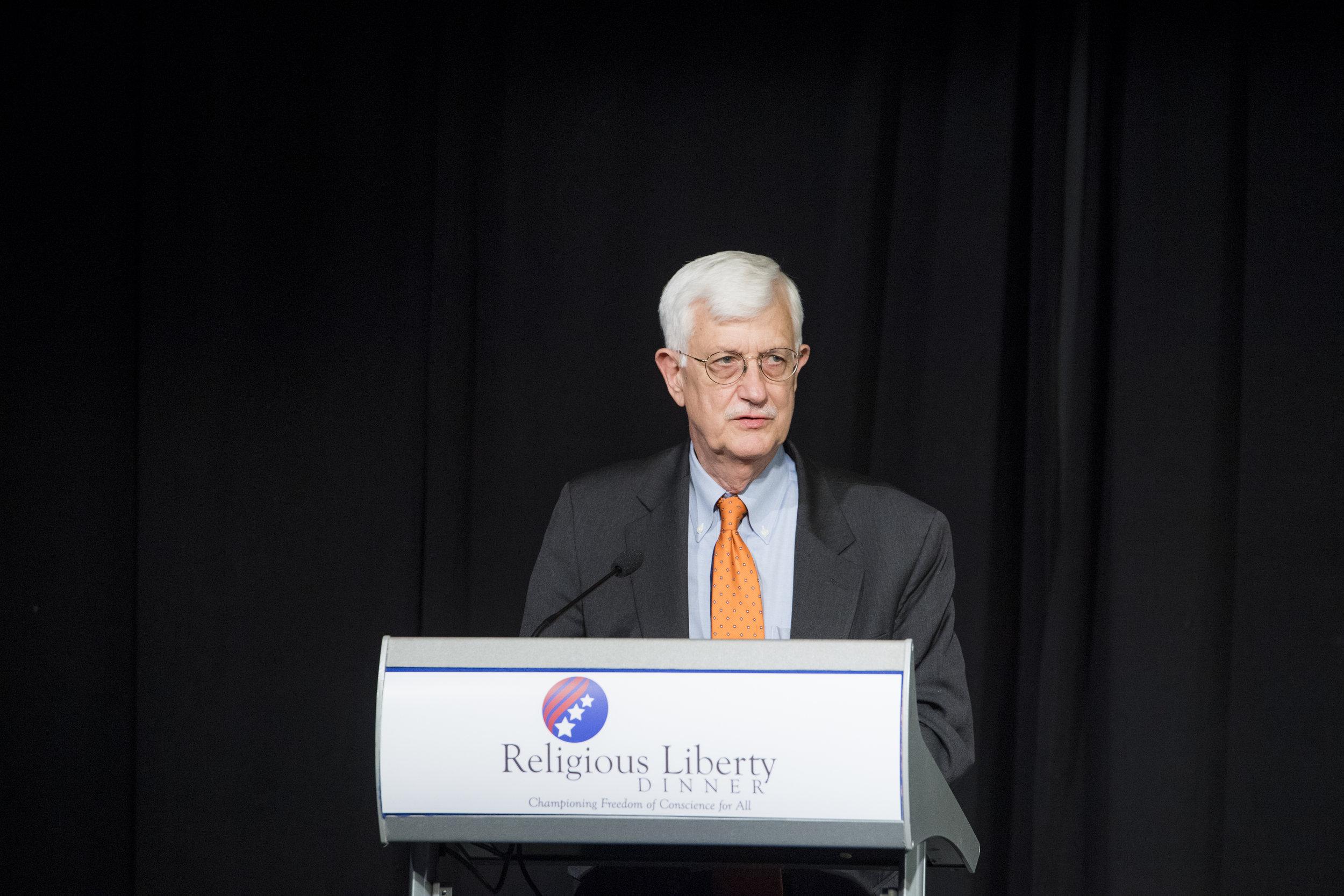 Dr. Thomas F. Farr