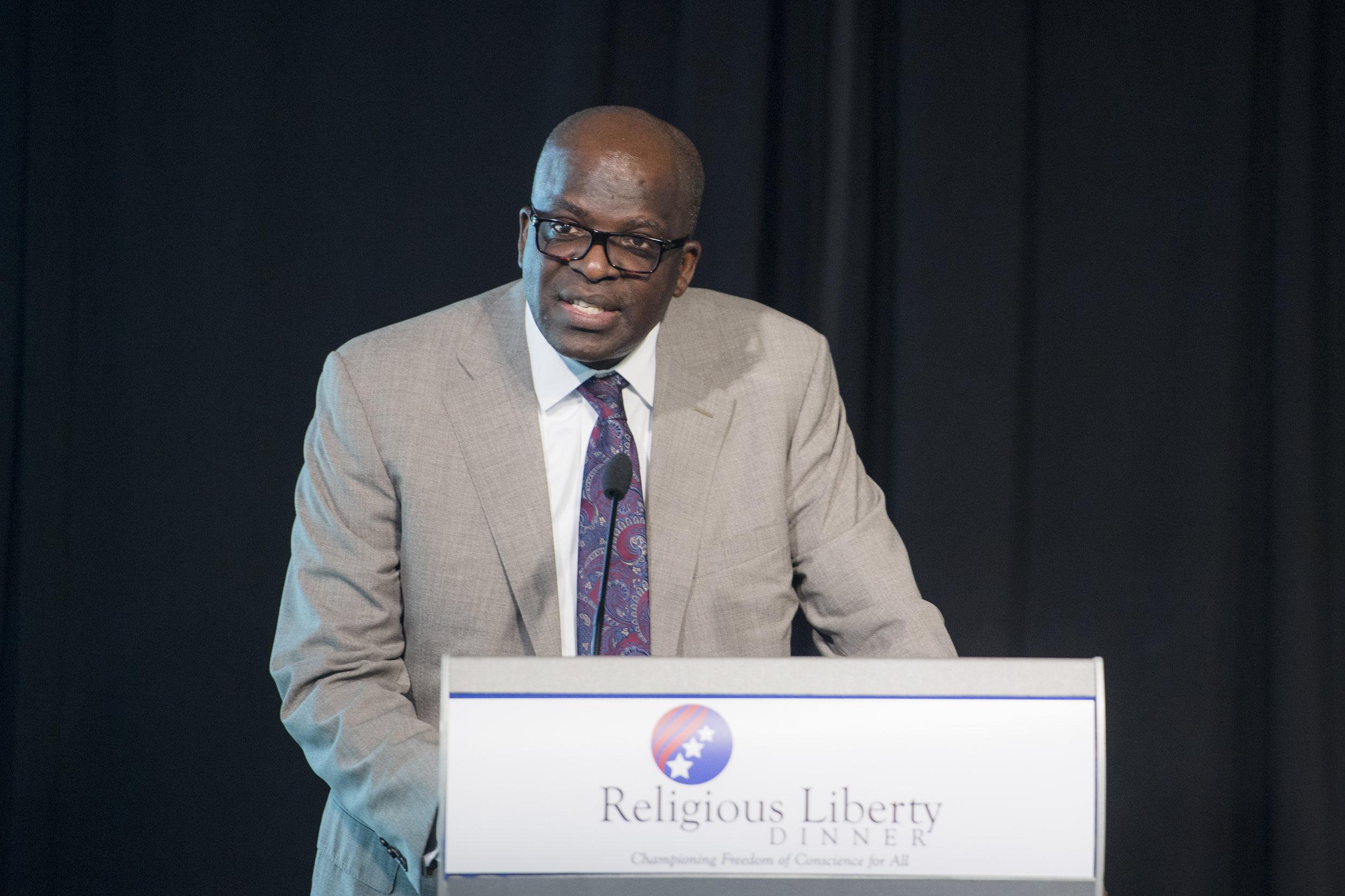Dr. Ganoune Diop