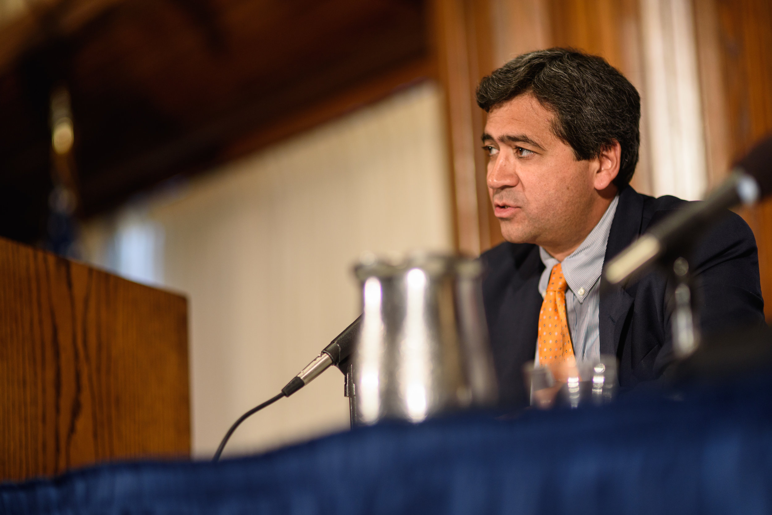 Timothy Shah, Senior Director, Religious Freedom Institute (File Photo)