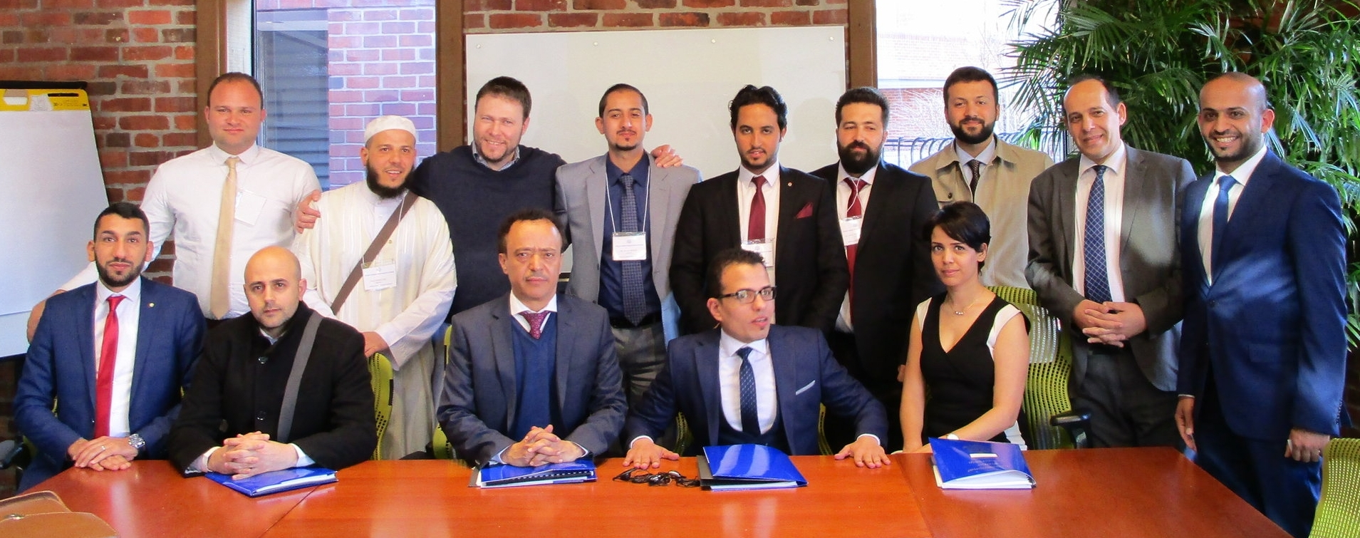 """Religious freedom has valuable contribution to make to the theme the IVLP participants were exploring of """"Countering Extremist Messaging and Protecting Youth."""""""