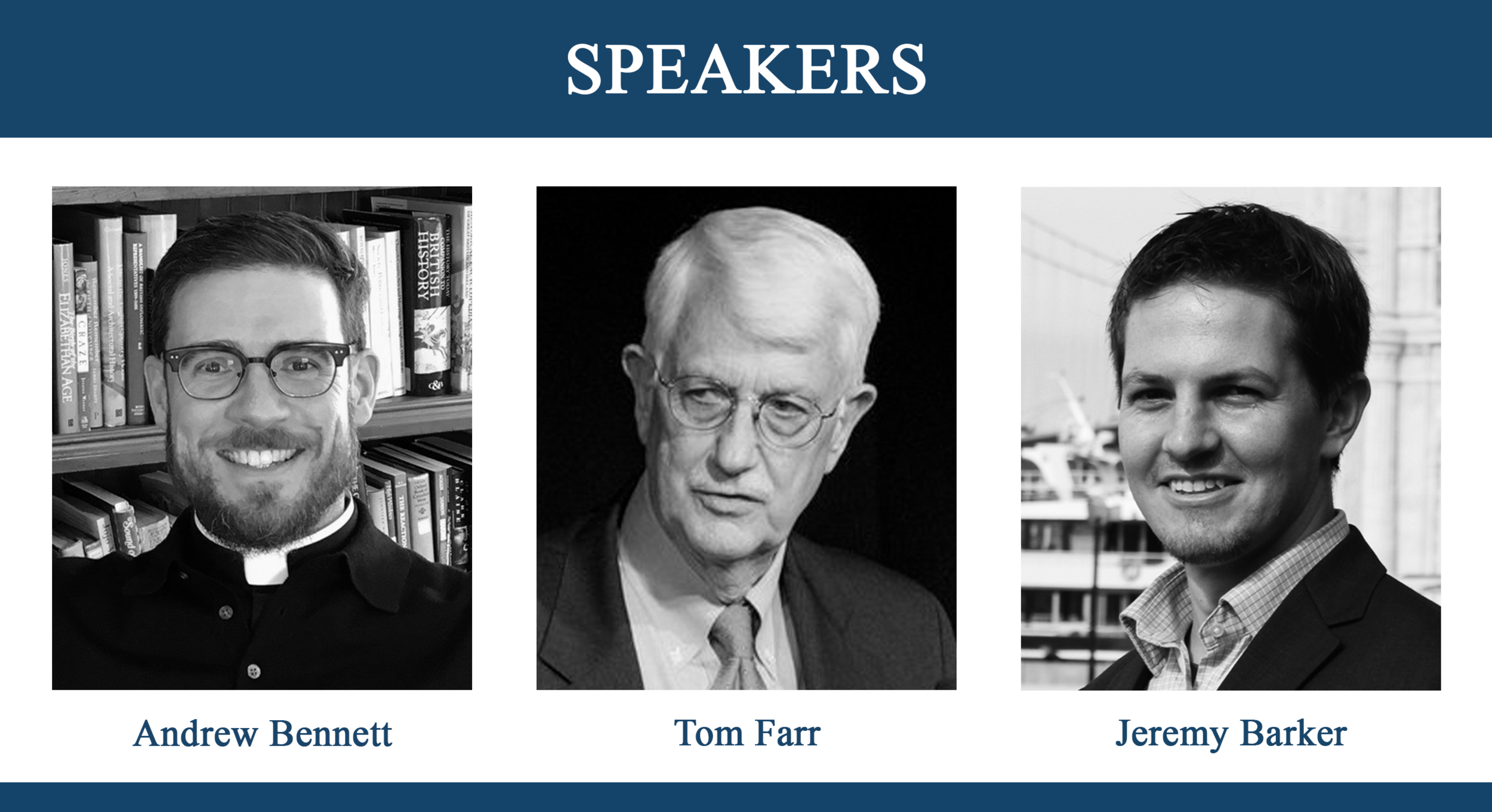 Click  here  for speaker biographies