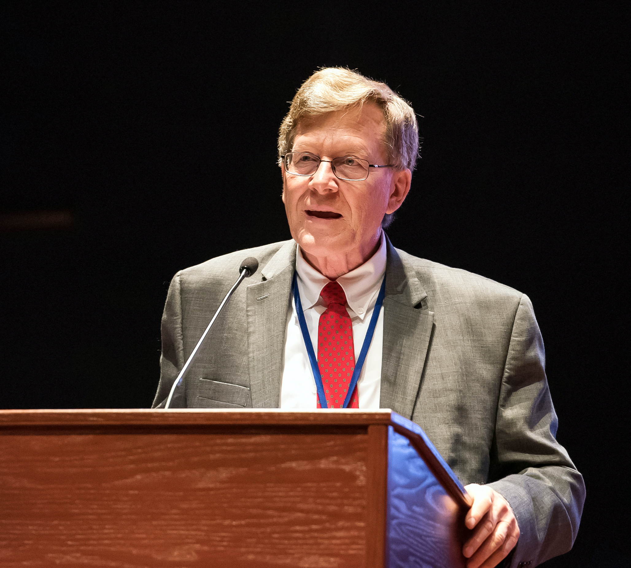 Kent Hill, Executive Director and Director, Middle East Action Team