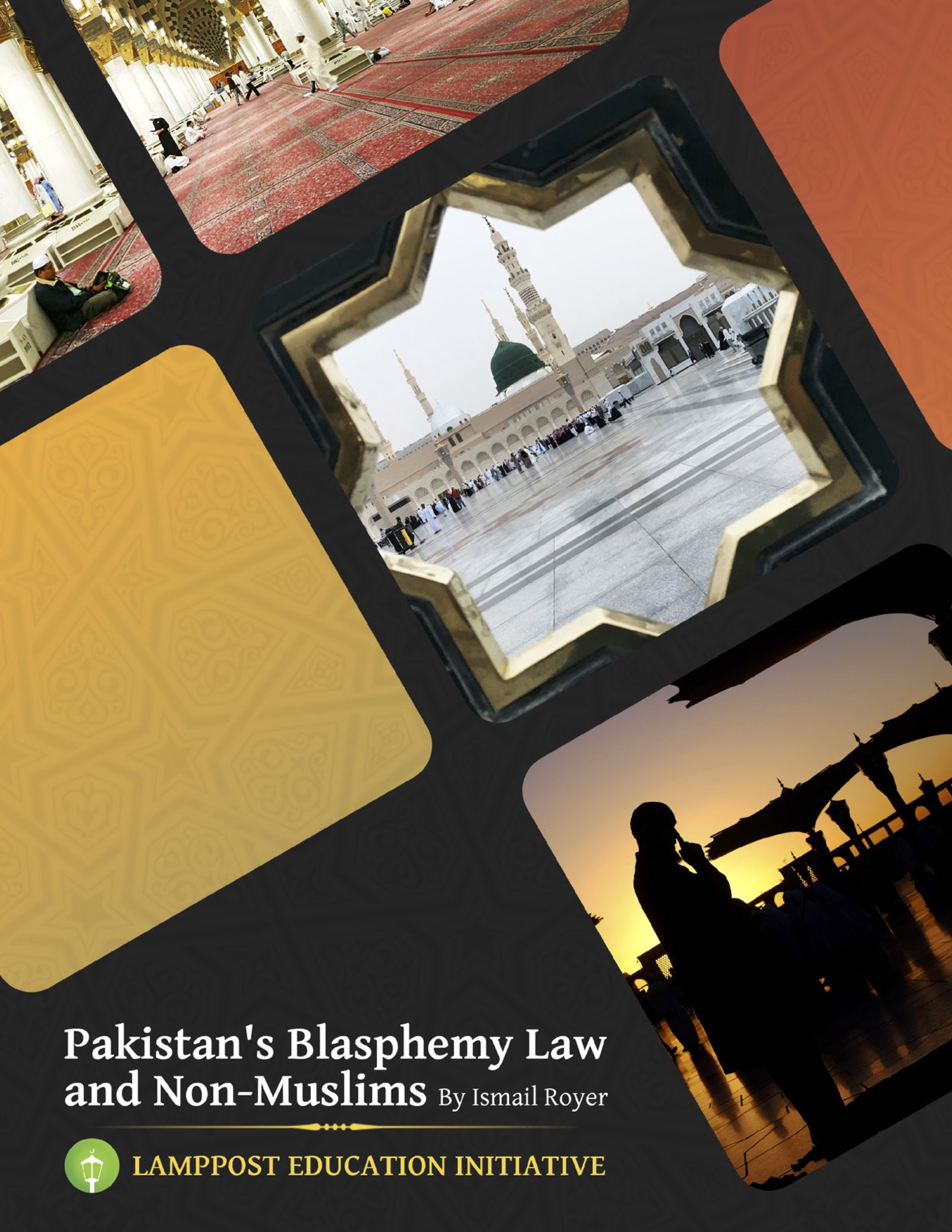 Pakistan's Blasphemy Law and Non-Muslims by Ismail Royer (Lamppost Education Initiative, 2018) - For additional context read this exploration of blasphemy in Islamic jurisprudence and an examination of Pakistan's blasphemy law today by Ismail Royer.