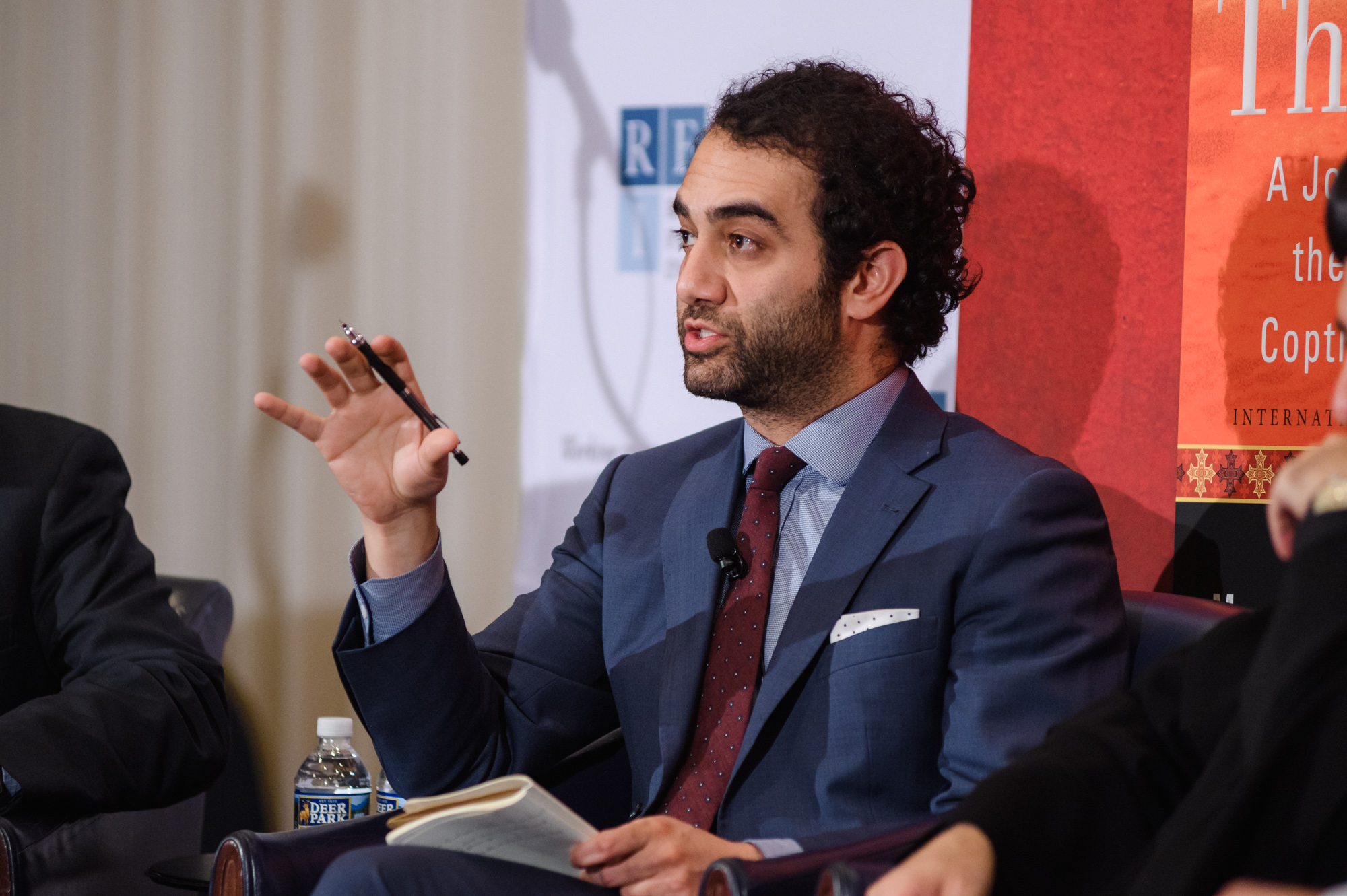 129 - February 12th 2019 Religious Freedom Institute at National Press Club - Photo Nathan Mitchell.jpg