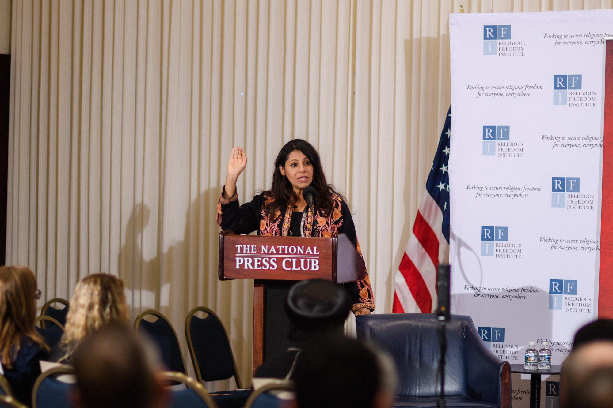 089 - February 12th 2019 Religious Freedom Institute at National Press Club - Photo Nathan Mitchell.jpg
