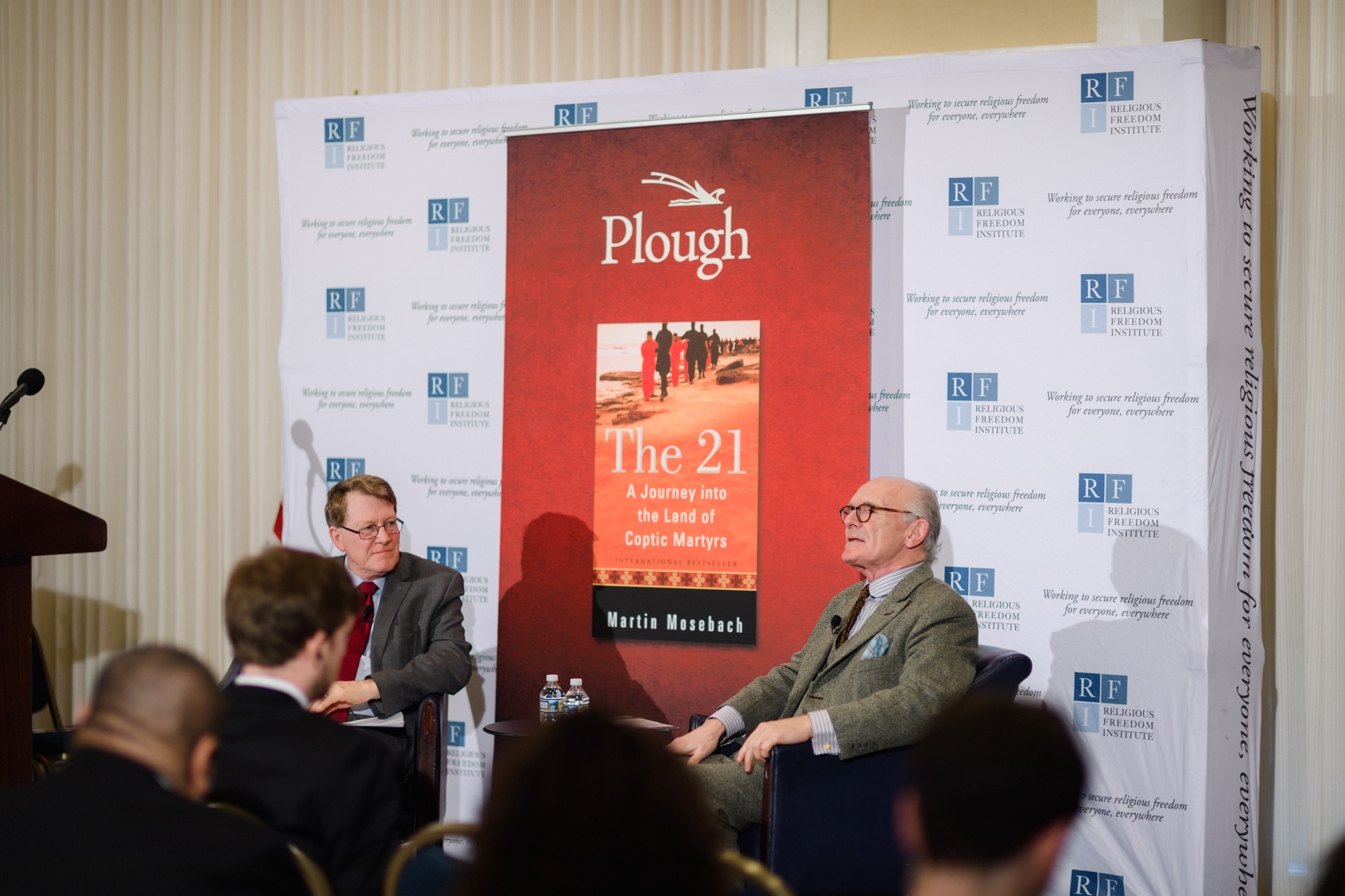 037 - February 12th 2019 Religious Freedom Institute at National Press Club - Photo Nathan Mitchell.jpg