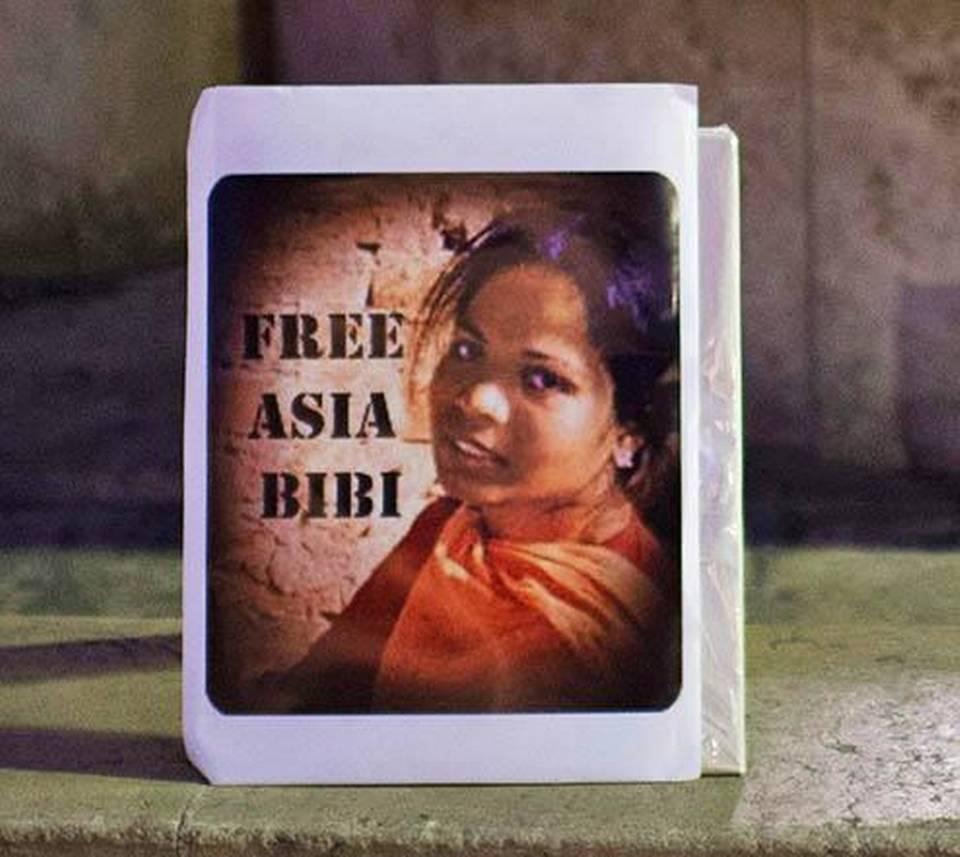 Pakistan's Blasphemy Ordeal - by Farahnaz Ispahani in The Hindu