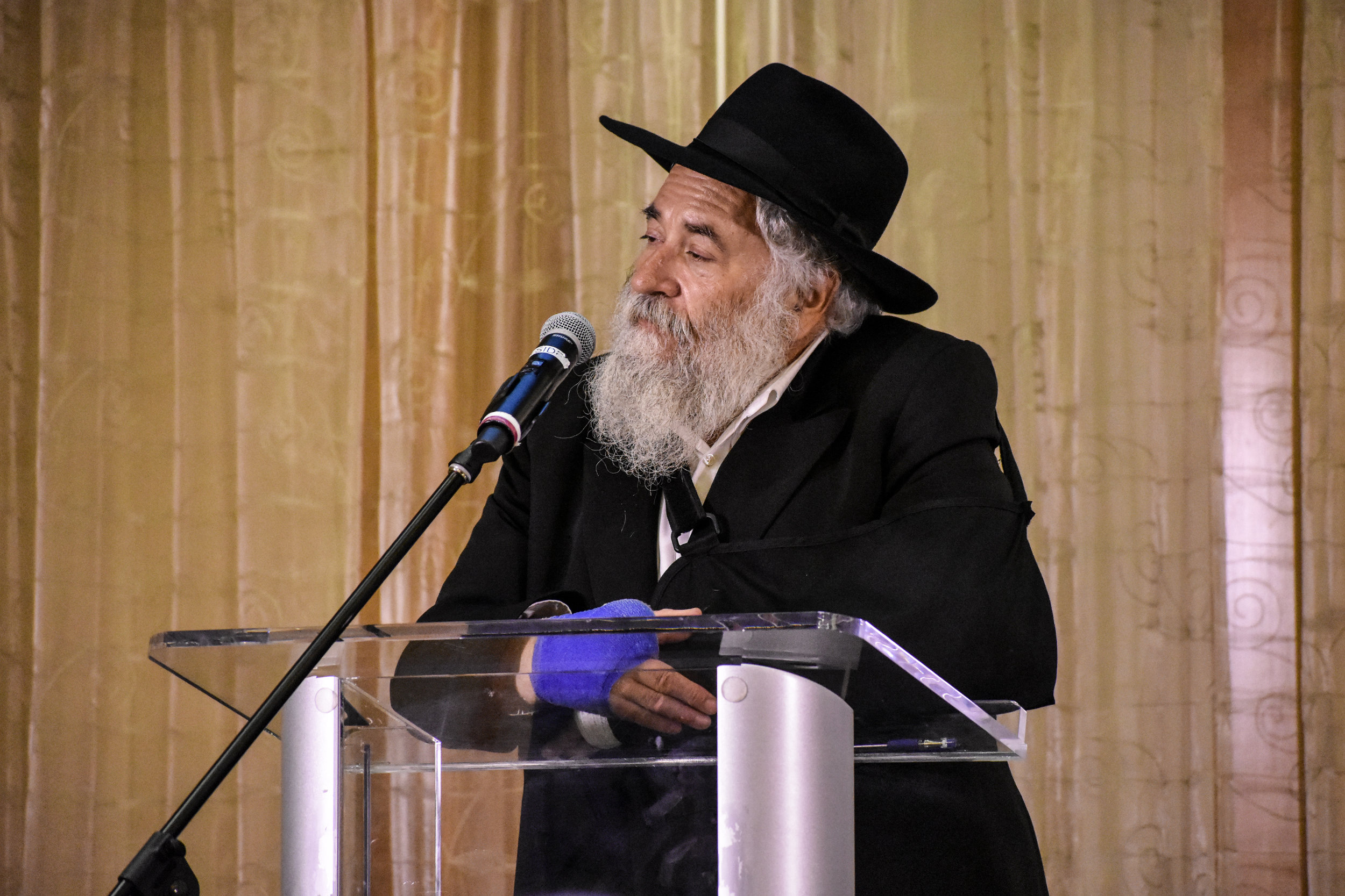 Rabbi Yisroel Goldstein Calls for Religious Freedom in Full, for Individuals and Institutions - by Paul Marshall