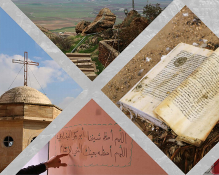 Hanging by a Thread:Christians and Other Religious Minorities Are Fading into History on the Nineveh Plains - Middle East Action Team