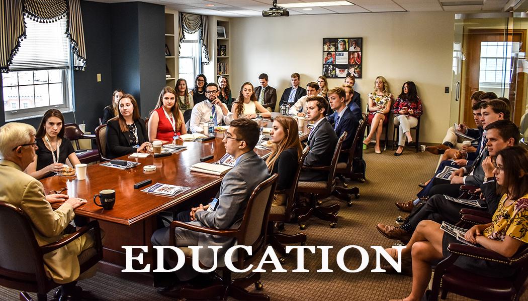 Click for RFI Education