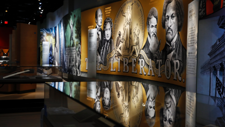 Breakfast Reception and Guided Tour of Religious Freedom Exhibits at the Museum of the Bible - Friday, July 19, 2019
