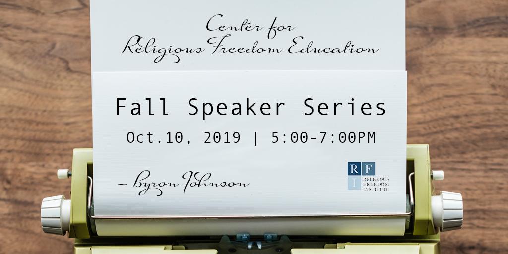 Fall Speaker Series_Byron Johnson.jpg