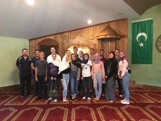Prior to parting ways, the youth expressed a desire to continue the interfaith fellowship that began that day