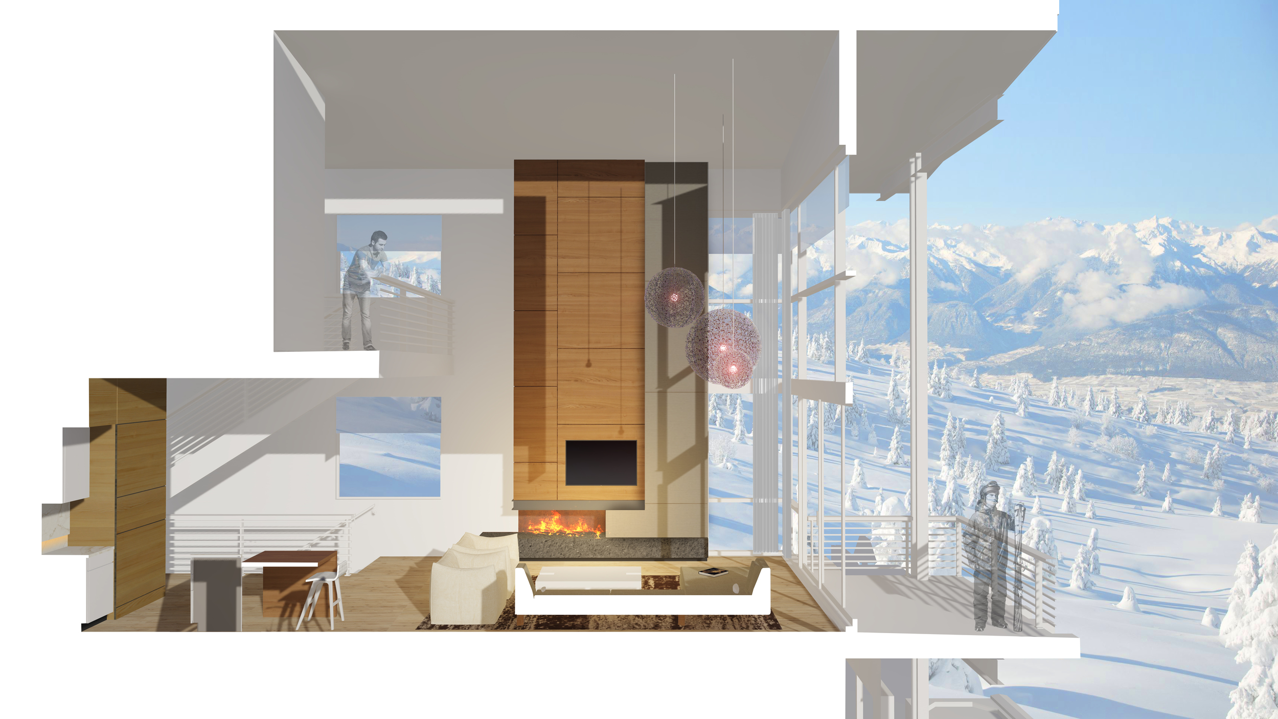 Ski Cabin Sacro Magno