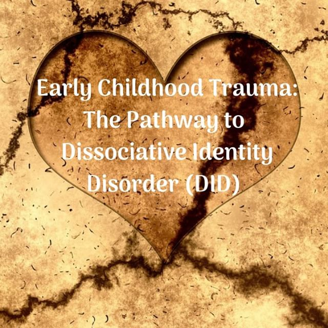 """If an individual is traumatized in early childhood and the experience is so overwhelming that he is unable to process it, the child may dissociate to survive. DID results when the dissociation becomes severe enough to allow the child to compartmentalize parts of himself from consciousness and experience them as separate from the core self."" - Deborah Bray Haddock  https://praxisthriving.com/blog/ #DID #dissociation #DIDtherapist #austincounseling #traumarecovery"