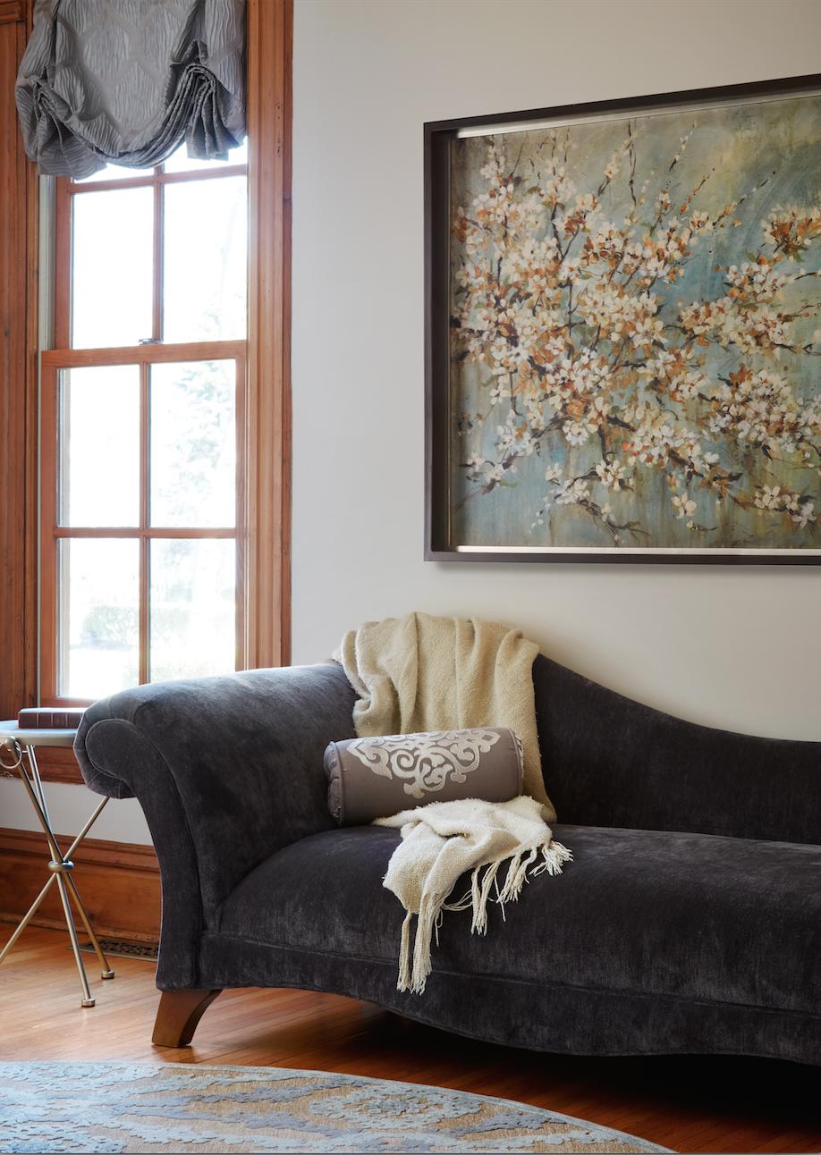 Office Interior Design- Art Curation by Paula Interiors