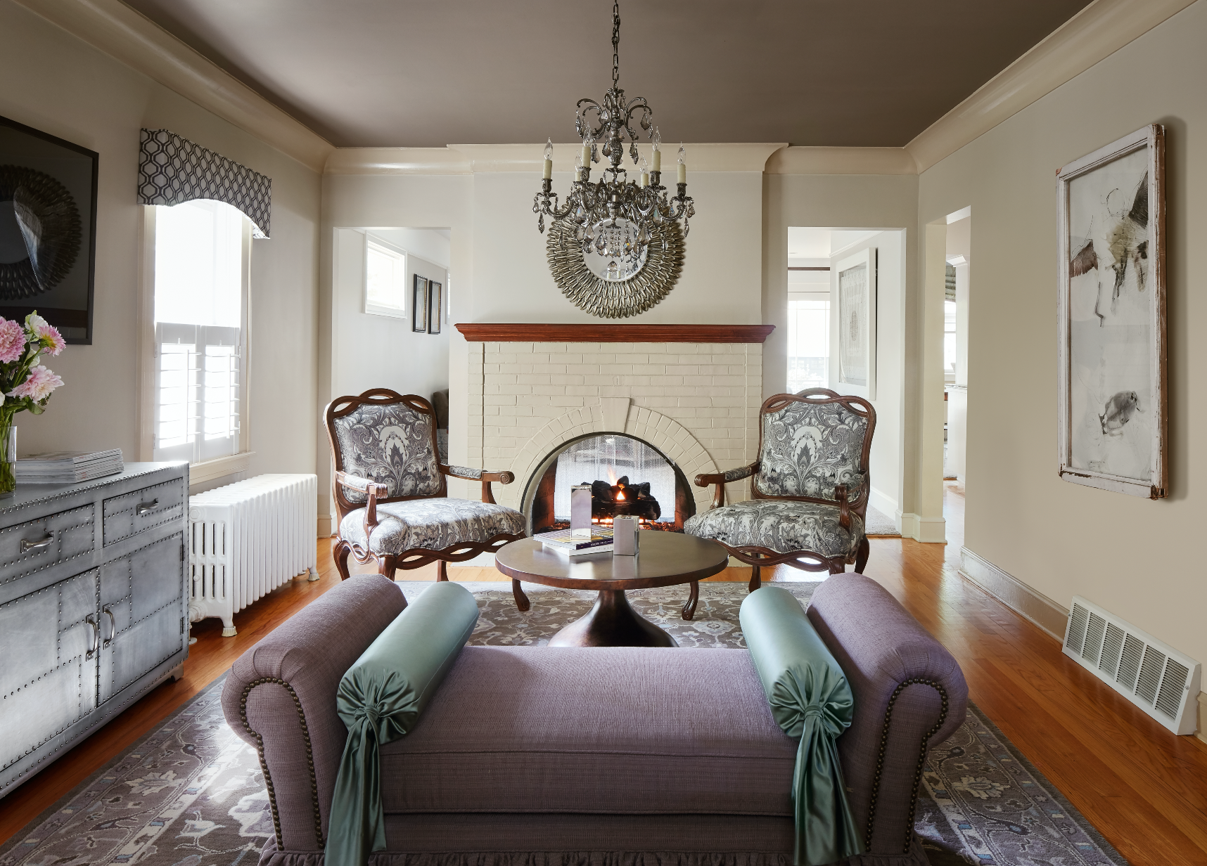 Living Room - Interior Design  by Paula Interiors