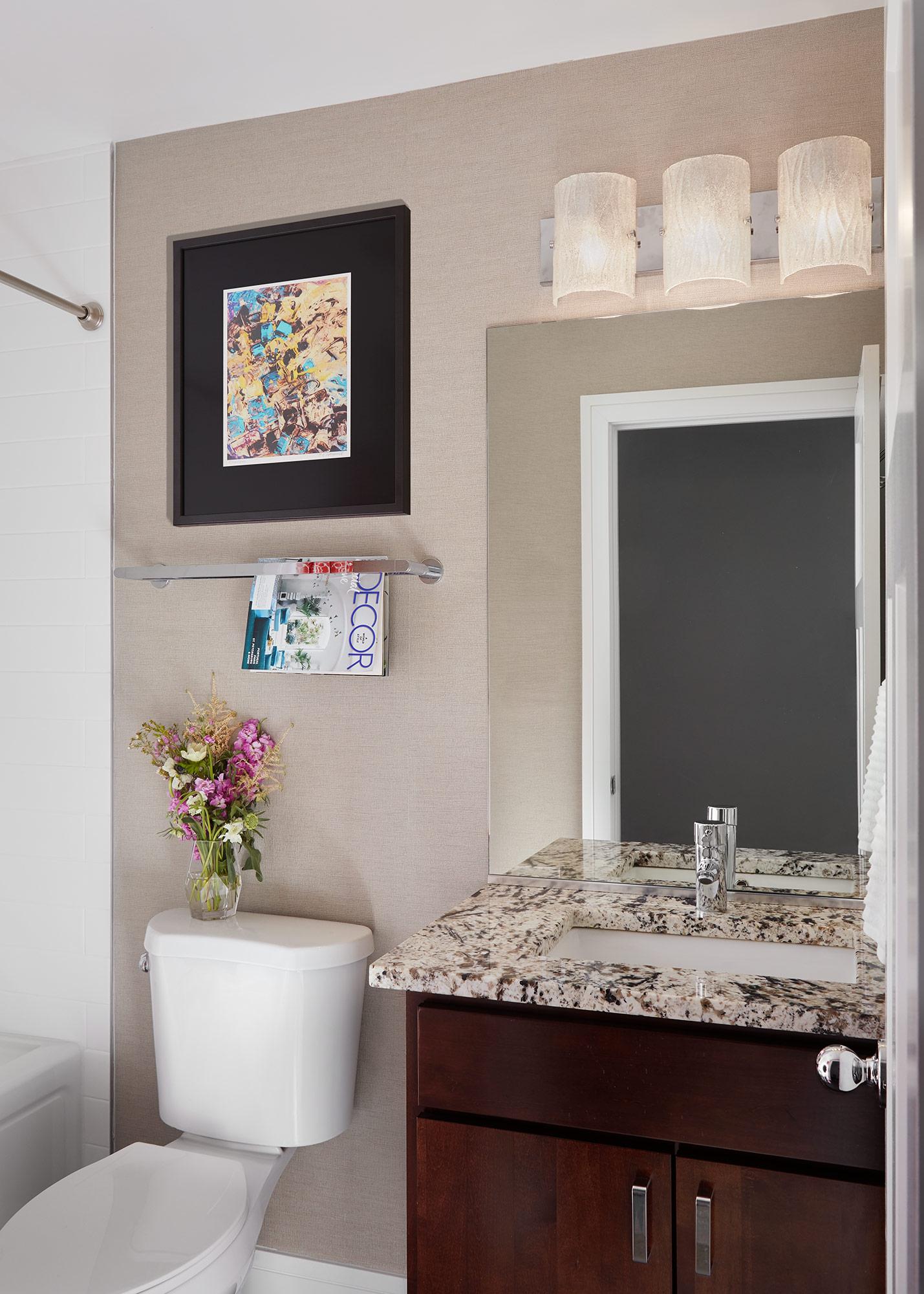 Copy of Bathroom- Interior Design- Art Curation by Paula Interiors