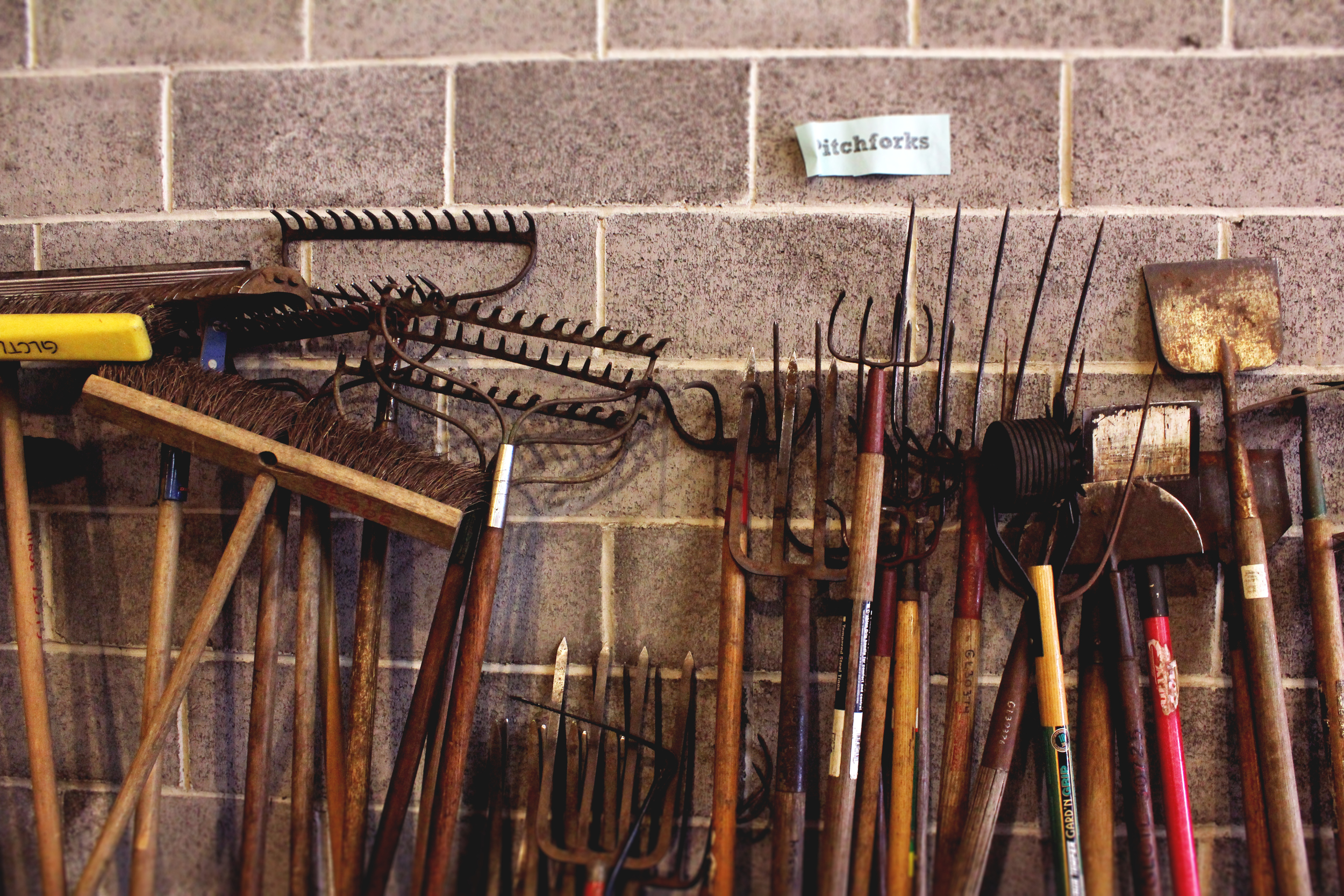 Lents Tool Library
