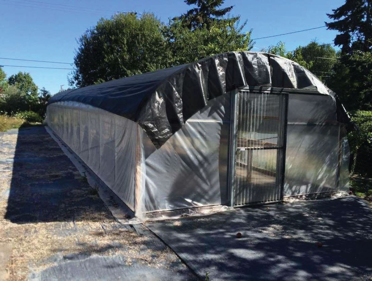 Unusual features, like this greenhouse require an appraiser to assess whether it poses any health, safety, or legal risks. The appraisal report is forwarded to the loan underwriter.