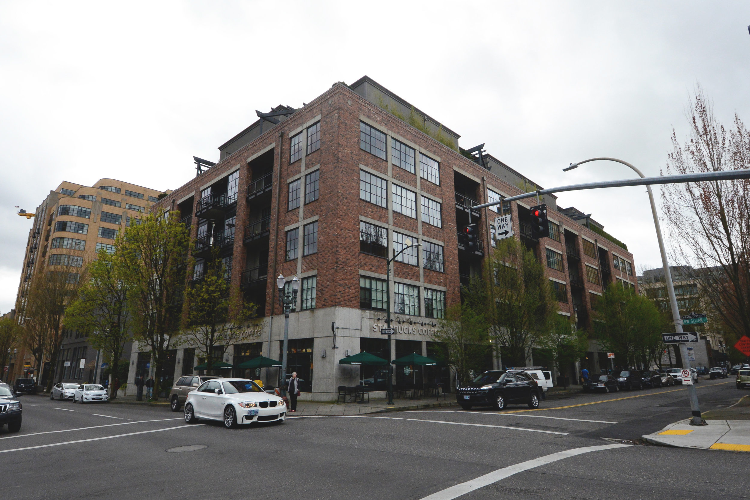 McKenzie Lofts, Pearl District