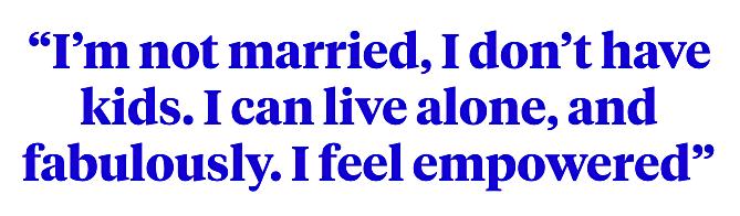– Michelle Jackson, Denver home-owner.  Bloomberg News
