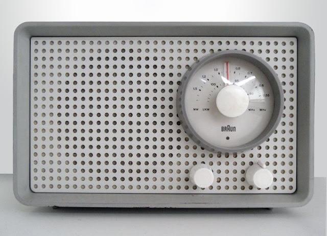 Receiver SK 2, 1955; Designed by Arthur Braun and Fritz Eichler