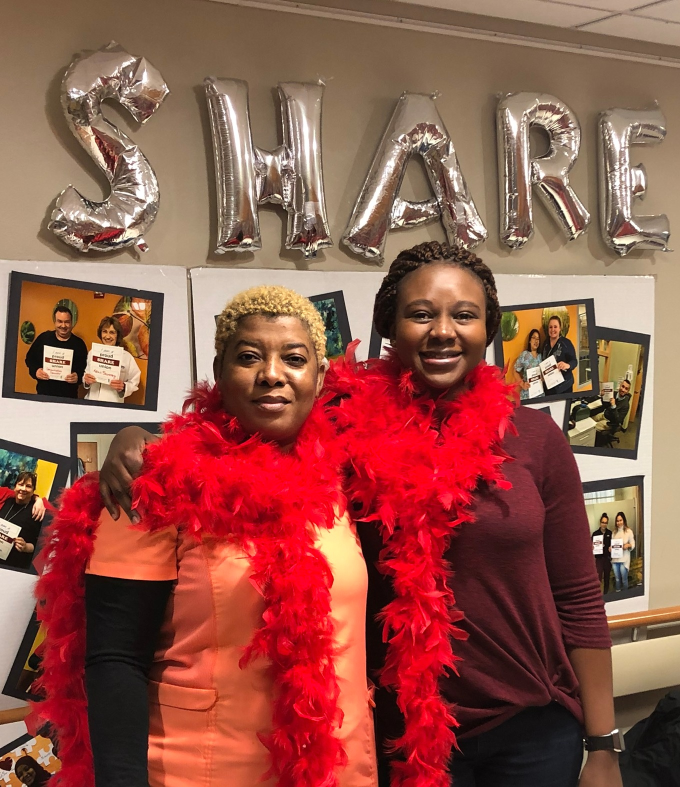 All day and all night: the care doesn't end. Check out  the full gallery of SHARE Caregivers online . Hundreds of photos and growing. . . .