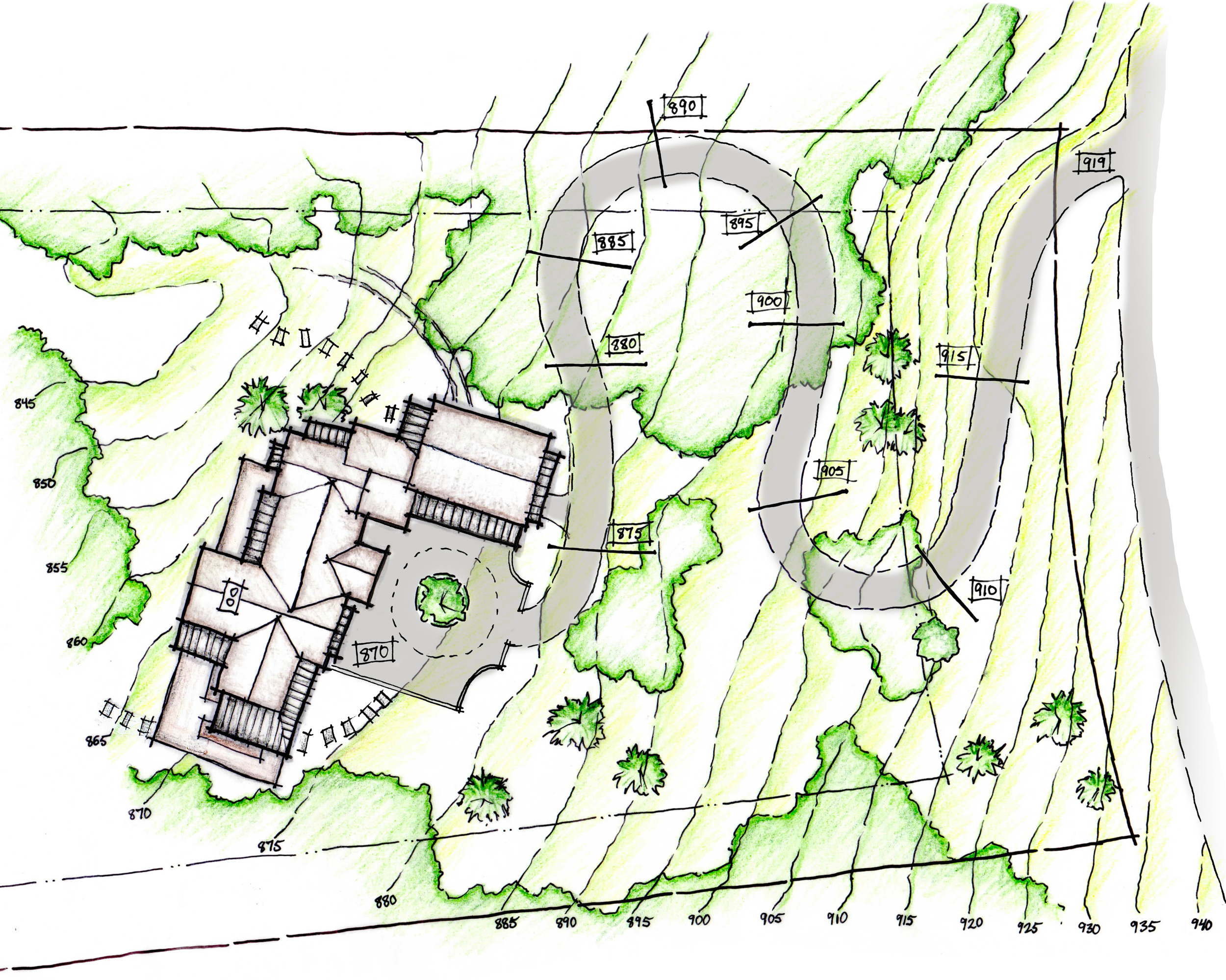 Site and Masterplanning