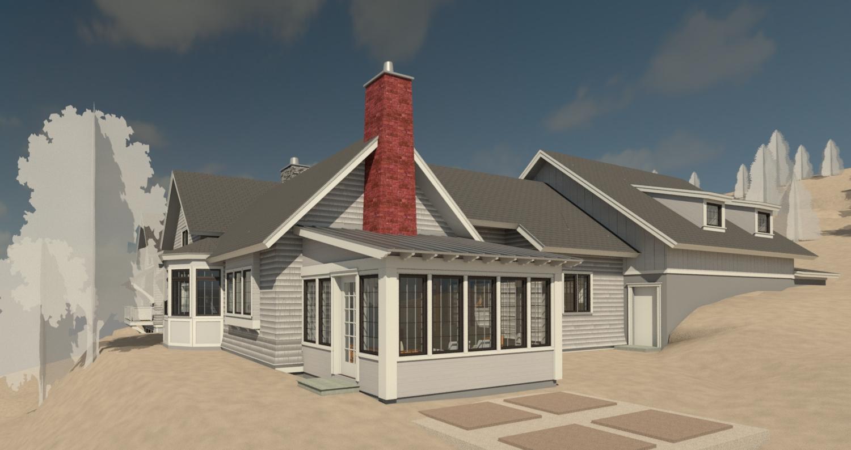 The Alaska Farmhouse