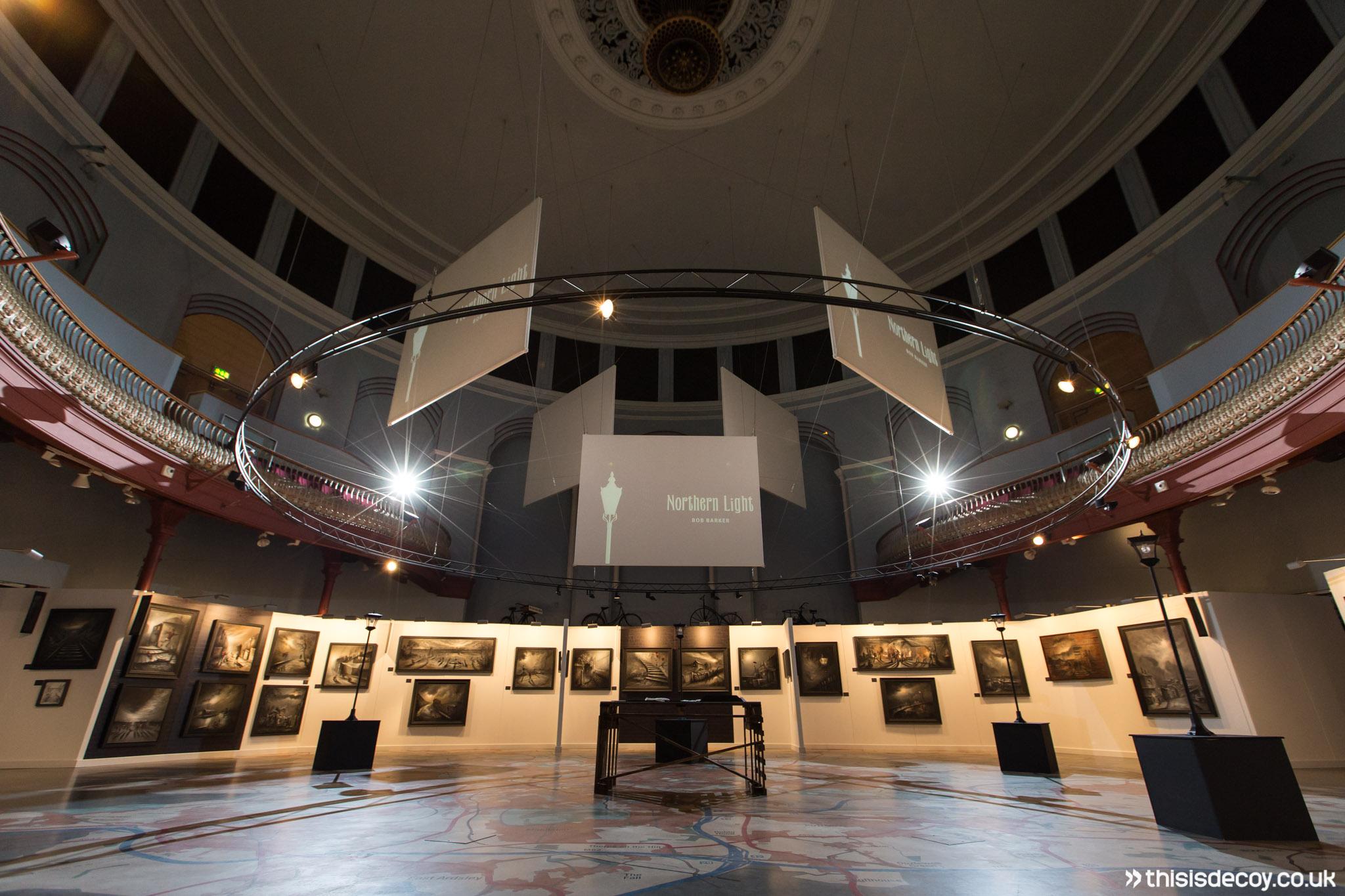 Northern Light - Bob Barker - Leeds City Museum - 20 Jan 17 - Decoy Media - 2.jpg