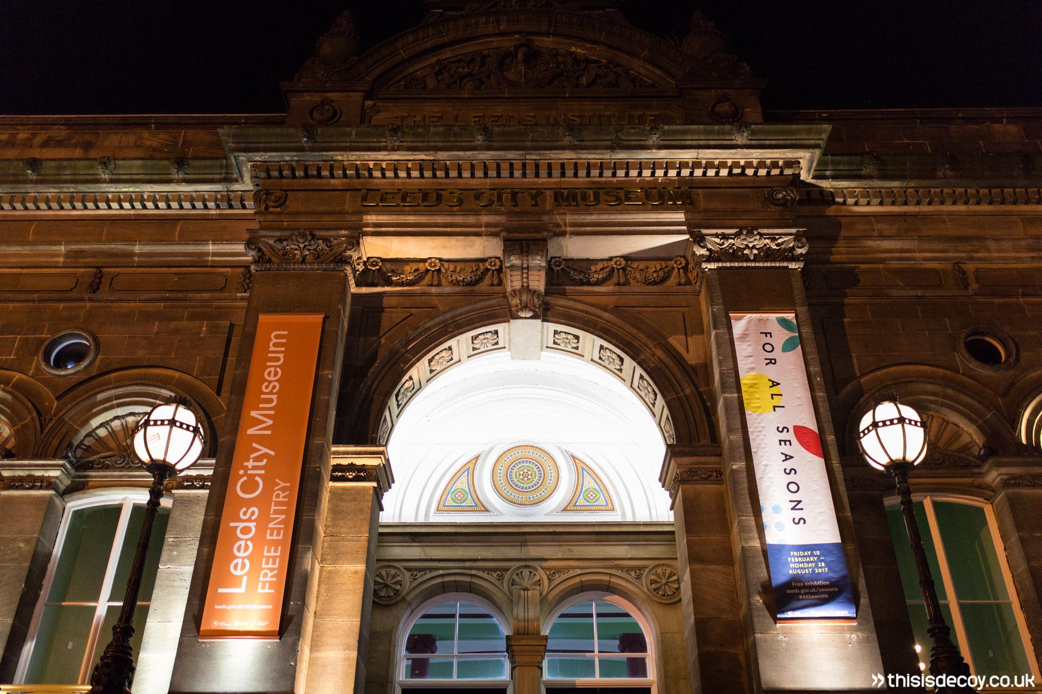 Northern Light - Bob Barker - Leeds City Museum - 20 Jan 17 - Decoy Media - 8.jpg