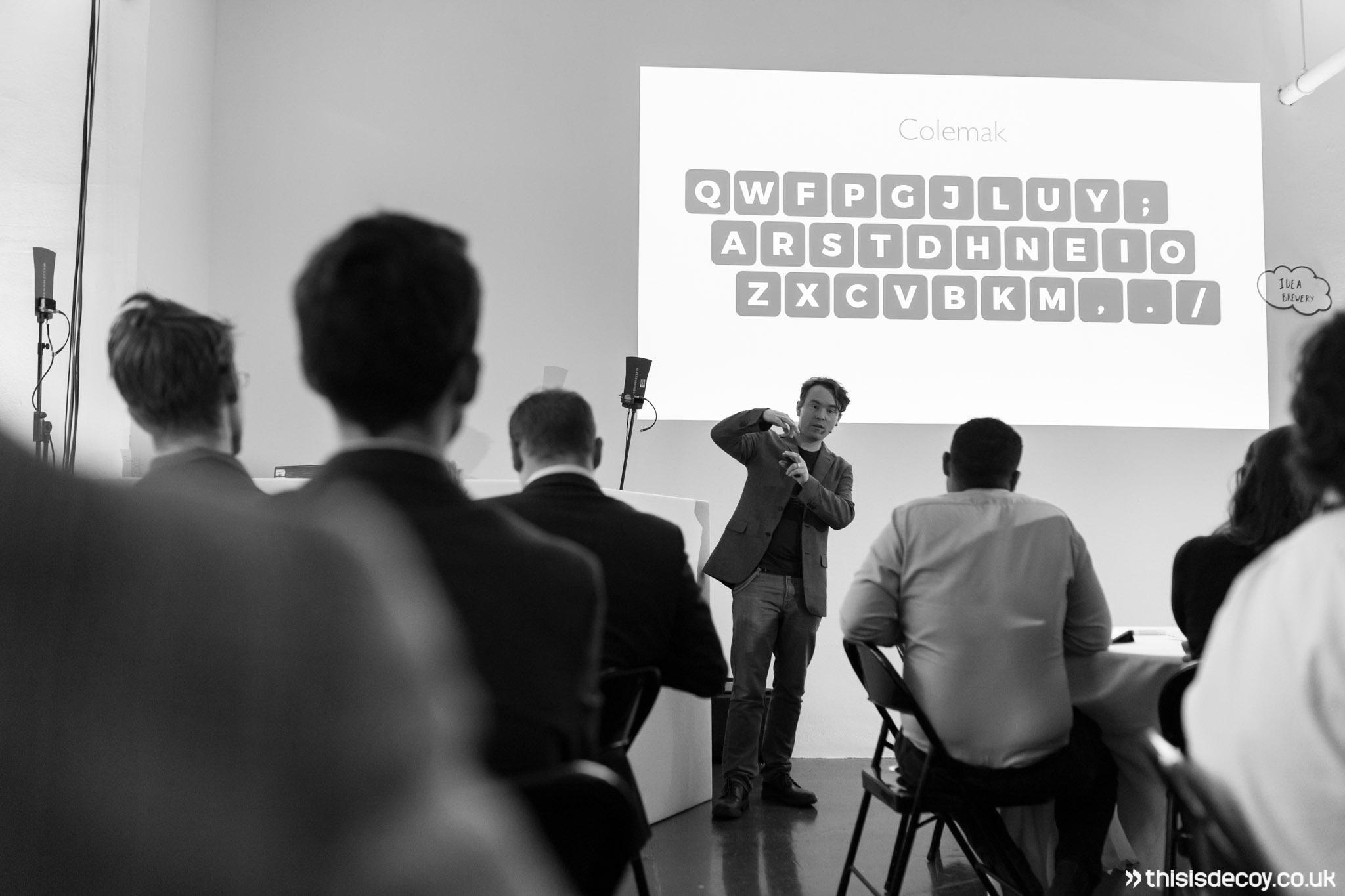 presentation company innovation photographer london uk