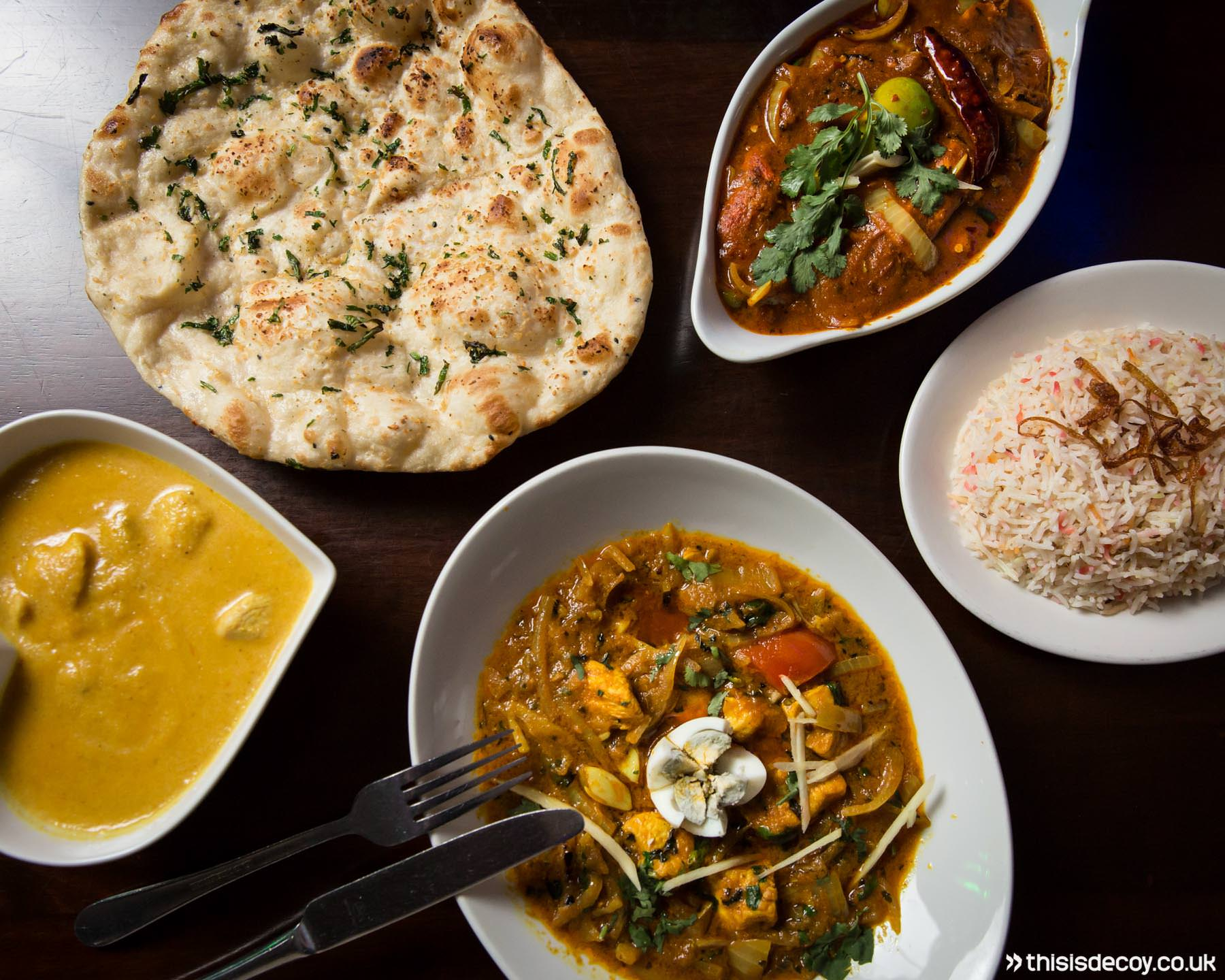 uber eats indian food curry house